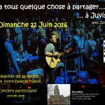 affiches concert Juvisy