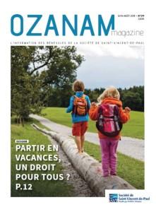 Ozanam magazine, l'information des bénévoles de la SSVP