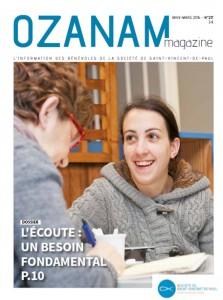 Ozanam magazine 217 couverture