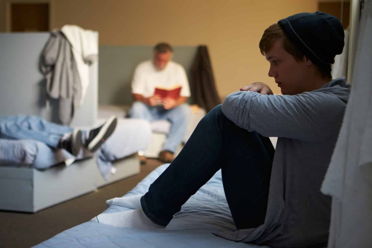 L'aide au logement est un pas vers la réinsertion.
