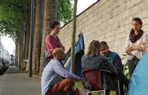 Marauder pour lutter contre la solitude des personnes SDF