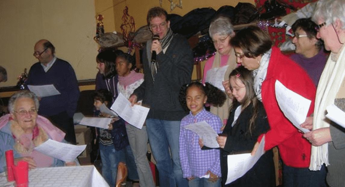 Noël avec la SSVP du Morbihan