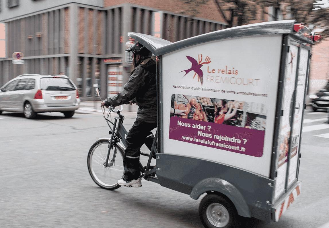 L'association Relais Fremicourt réalise de l'aide alimentaire