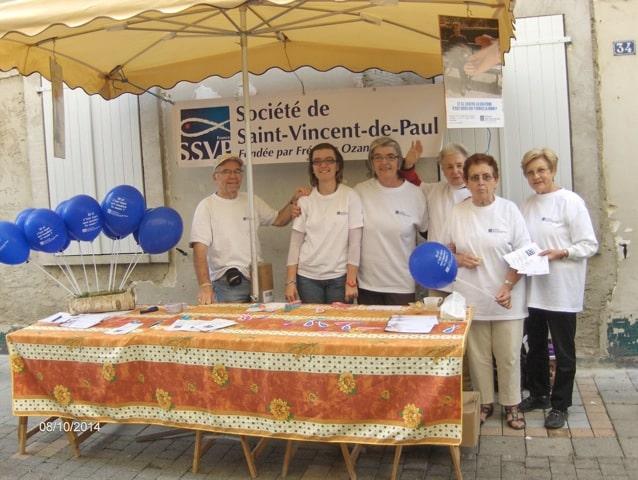 SSVP du Vaucluse lutte contre la solitude