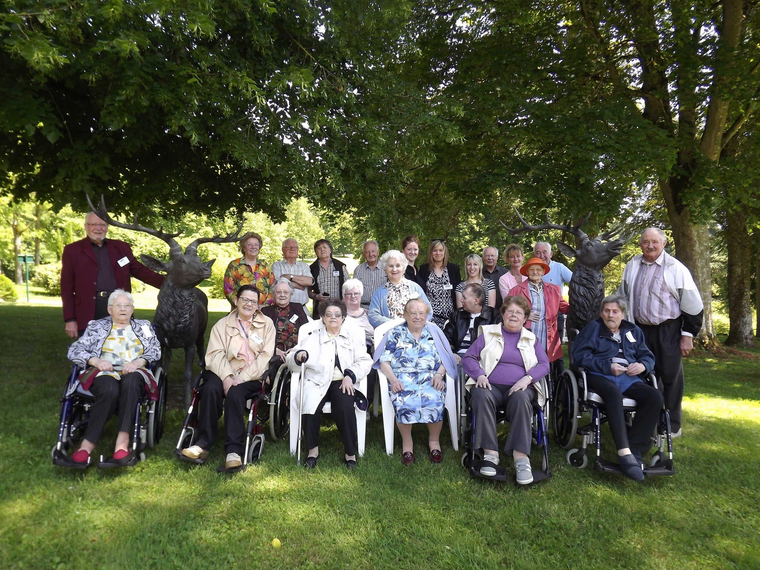 lutte contre la solitude des personnes âgées