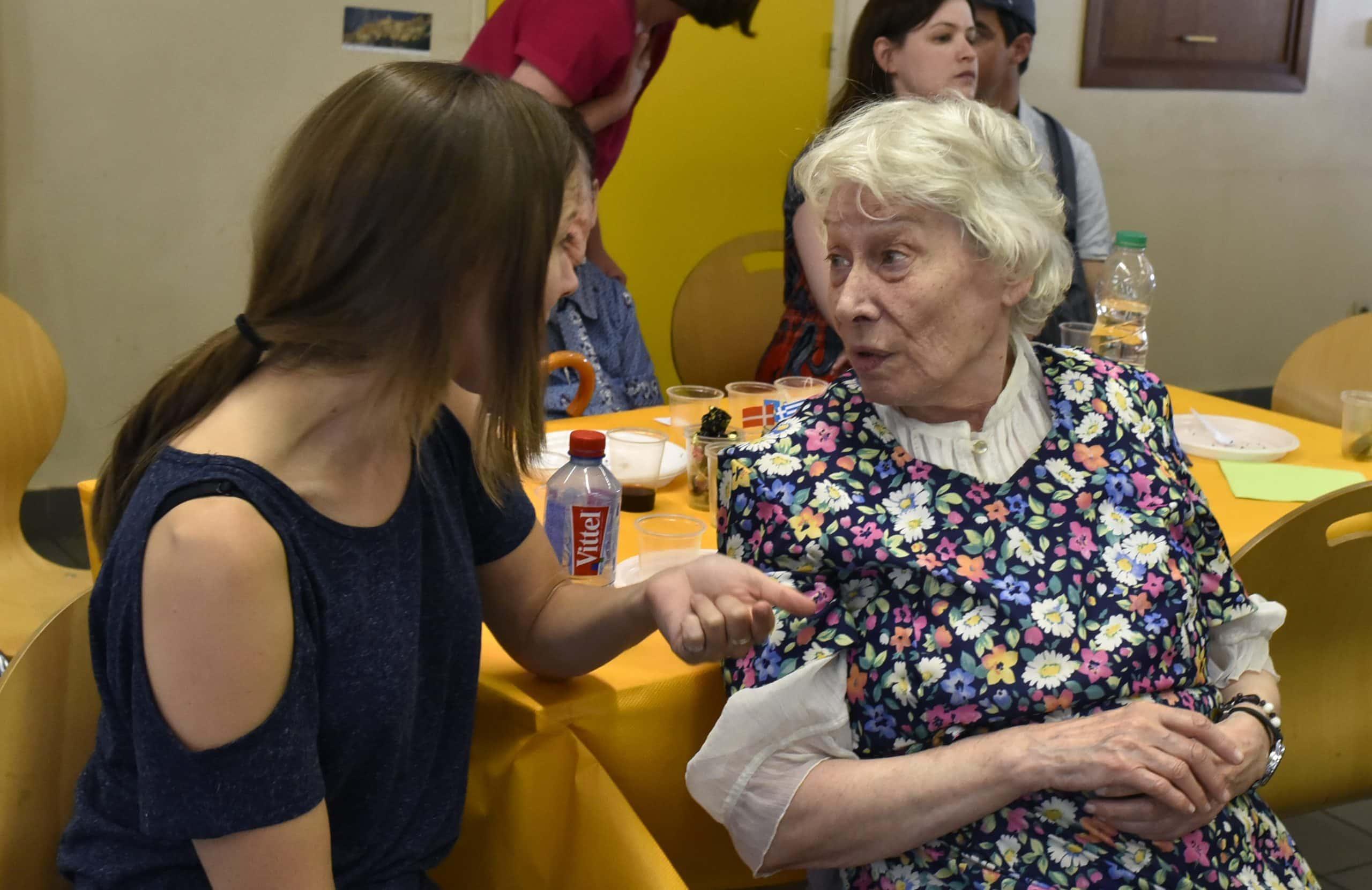 Les bénévoles de la SSVP vont à la rencontre des personnes âgées isolées