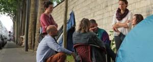 Visite des personnes SDF à la SSVP