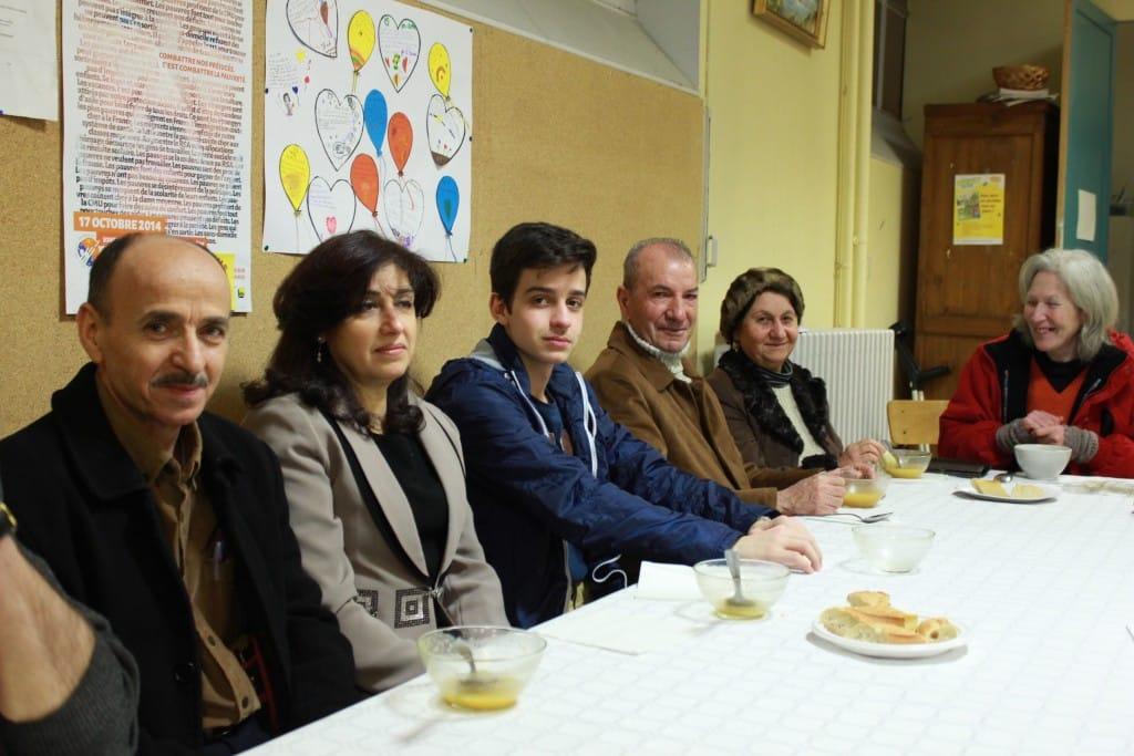 La SSVP soutient les chrétiens d'Irak