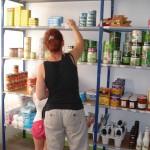 L'épicerie solidaire de Mende