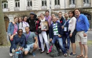 La SSVP et les jeunes de Dijon
