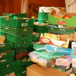 Collecte alimentaire du 92