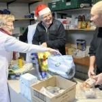 aide alimentaire à la SSVP de la Moselle