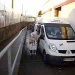 Aide alimentaire à la SSVP de la Vendée