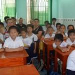 La SSVP du Var soutient les enfants de la rue