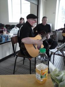 Duo de guitare à Quimperlé