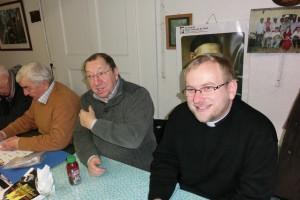 Quimperlé un diacre et un séminariste pour la la parole d'Eglise copie