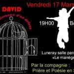 17 03 07 affiche David Luneray