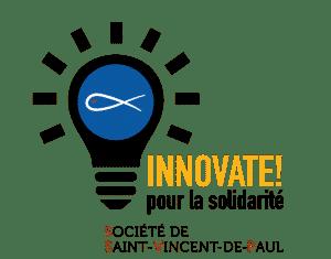 logo innovate pour la solidarité