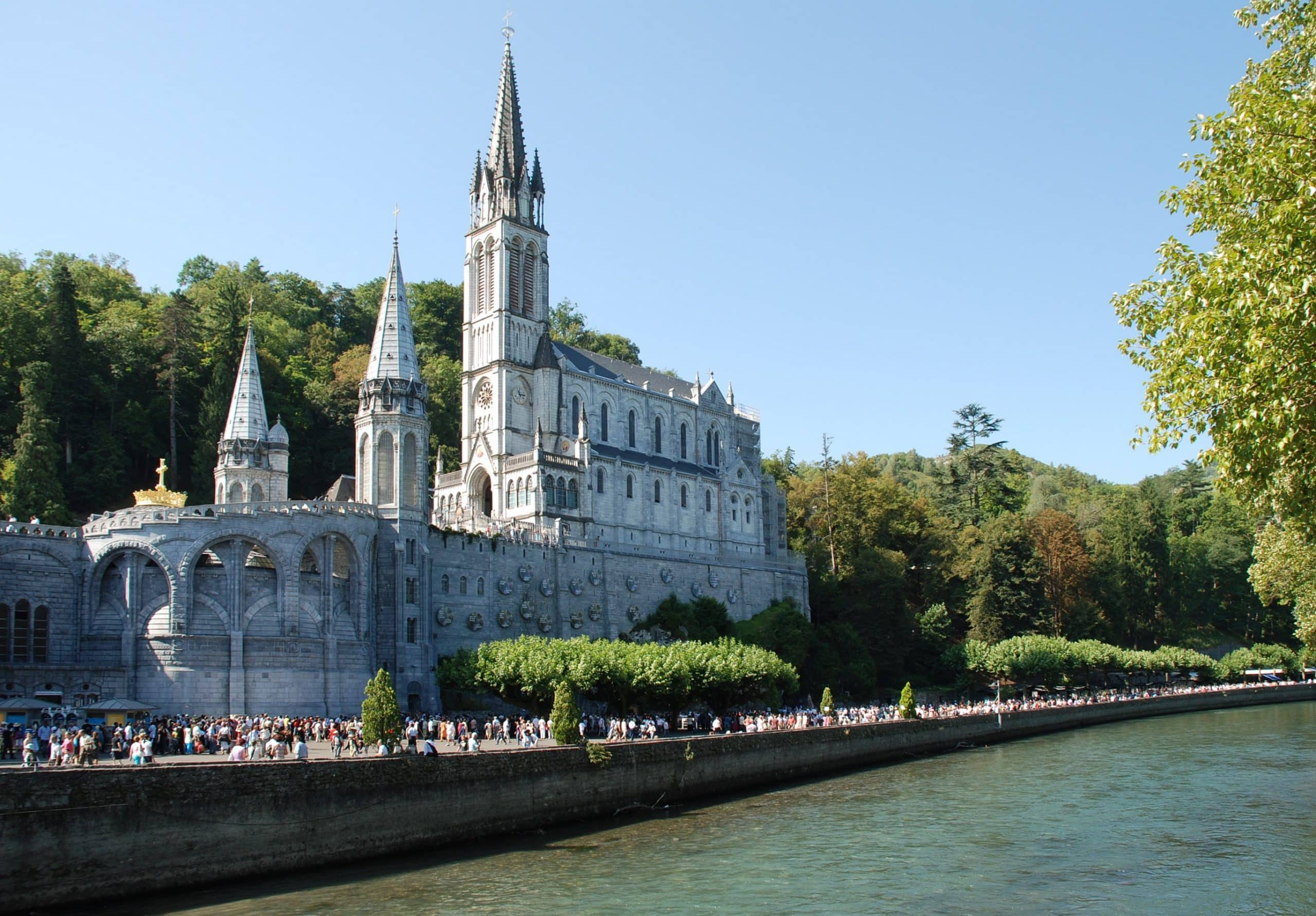 Pèlerinage national Lourdes 2018