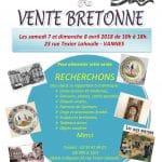 Affiche Vente Bretonne 2018-4
