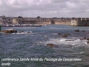 conférence Sainte Anne du Passage de Concarneau A