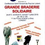 Lorient grande braderie
